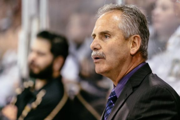 Willie Desjardins - LA Kings Coach
