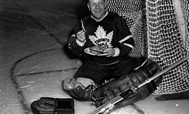 50 Years Ago in Hockey - Turk Talks Goalies & Guts