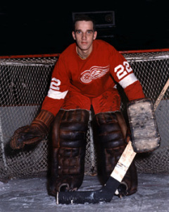 Red Wings feel Roger Crozier needs a bit of a rest.