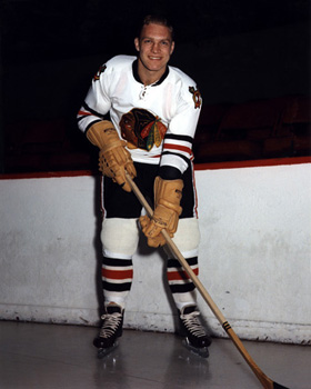 Bobby Hull, the record-holder for the fastest slapshot, was elected into the Hockey Hall of Fame in 1983.