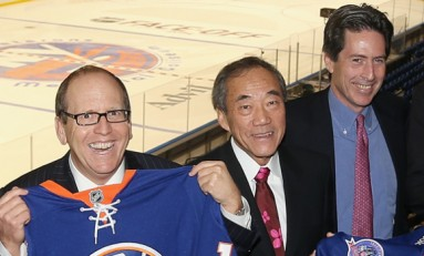 Meet the Islanders New Owners