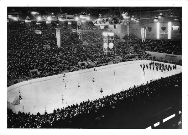 maple leaf gardens interiorA