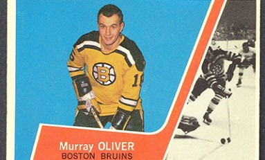 50 Years Ago in Hockey - Bruins Have Hawks Number