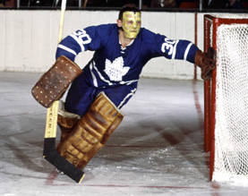 Terry Sawchuk overcame early adversity.