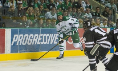 3 Things from Fighting Hawks vs. RedHawks