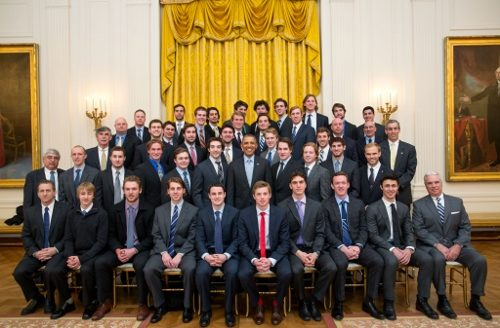 Optics of White House Visit for Blues and the NHL