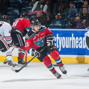 Nick Merkley, Kelowna Rockets, WHL, World Juniors
