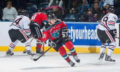 2015 NHL Draft War Room Profile: Nick Merkley