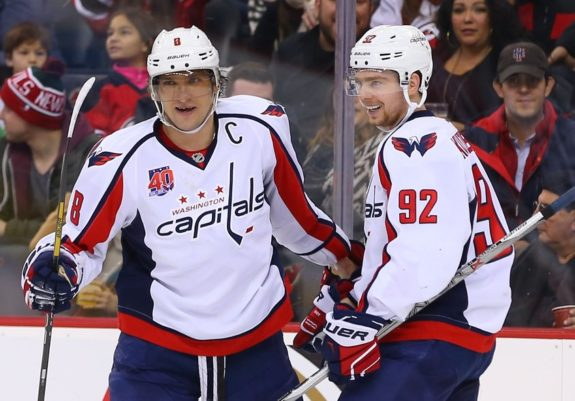 Washington Capitals Scorers