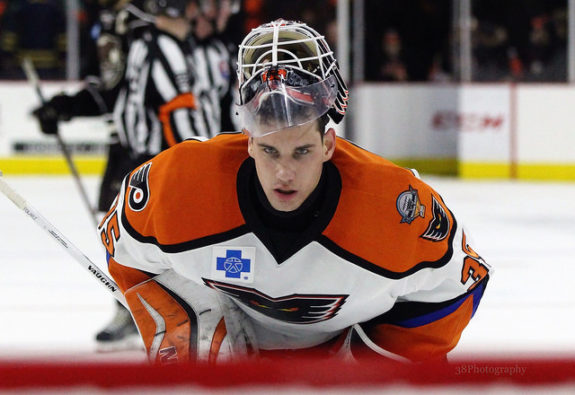 Anthony Stolarz - Flyers / Oilers