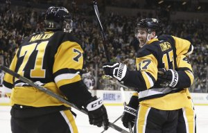 Penguins need to overcome great opponents to get past first round. (Charles LeClaire-USA TODAY Sports)
