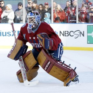 Braden Holtby, Washington Capitals, Fantasy Hockey