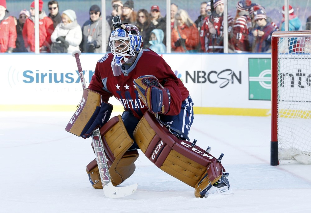 Braden Holtby Will Hold Nhl Wins Record