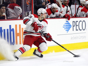 Carolina Hurricanes Chris Terry  (Amy Irvin / The Hockey Writers)