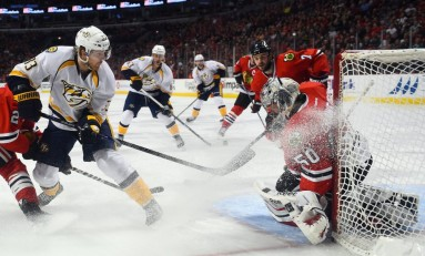 Colin Wilson Showing Out For New Contract