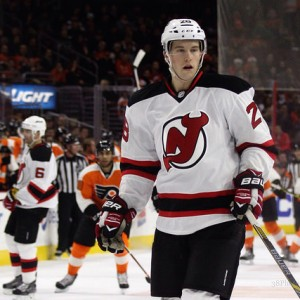 (Amy Irvin/The Hockey Writers) Team K has had its share of busts over the years, but Damon Severson is looking like a great pick as a fourth-rounder. A new GM took over two years ago and has made some nice selections, including first-rounders Michael Dal Colle and Mikko Rantanen.
