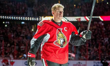 A Fitting End for Daniel Alfredsson