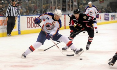 Dave Steckel Leads The Way For The Norfolk Admirals
