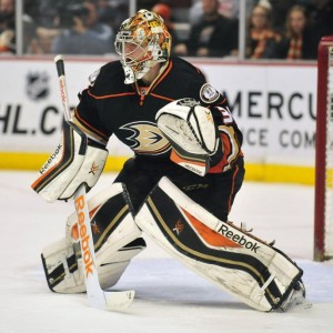 Frederik Andersen (Gary A. Vasquez-USA TODAY Sports)