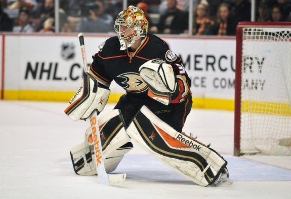 Frederik Andersen, Anaheim Ducks, Fantasy Hockey, NHL