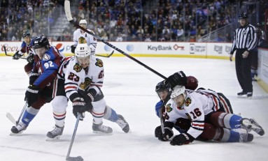 Blackhawks All-Stars Sit on Top Six Spots