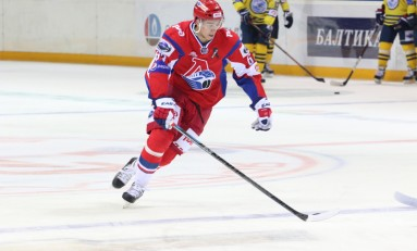 Pavel Kraskovsky Has a Future in the NHL