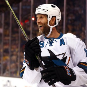 Joe Thornton, San Jose Sharks, Milestones, NHL