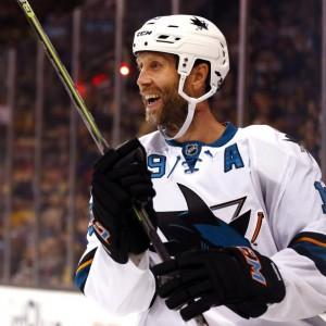 Joe Thornton, San Jose Sharks, Milestones, NHL