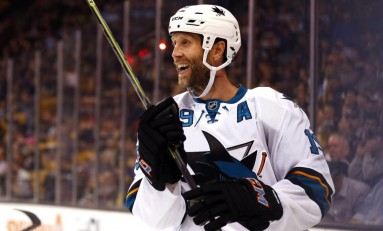 My Lone Criticism of Joe Thornton