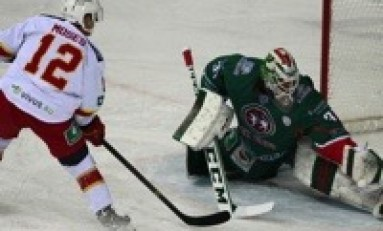 KHL: Kazan Audience Witness Two Incredible Hockey Games