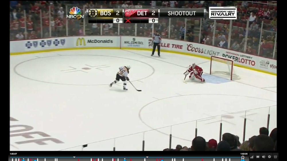 Krejci on Howard #2