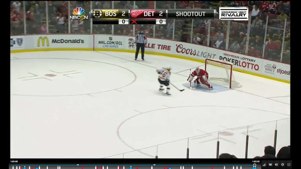 Krejci on Howard #3