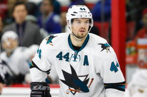 Vlasic San Jose Sharks