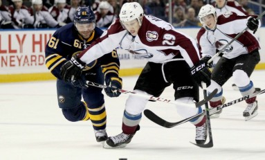 Nathan MacKinnon's Domination In Shootouts
