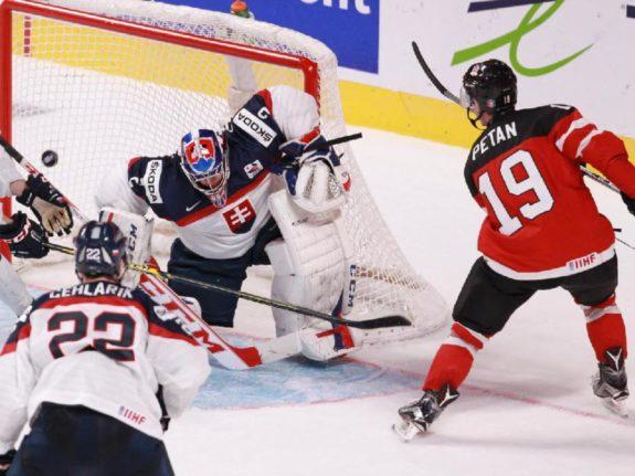 Nic Petan Team Canada