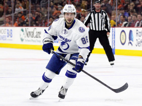 Nikita Kucherov, Tampa Bay Lightning, Bridge Deal