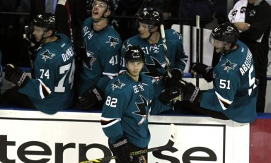 Sharks Training Camp Questions: Will Goldobin Make Roster?