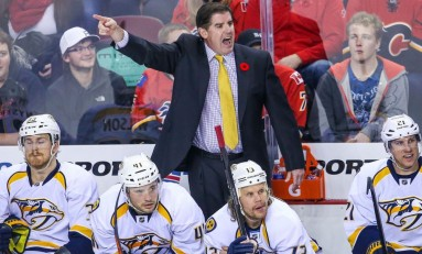 Plot Thickens for Surging Flyers against Laviolette, Preds