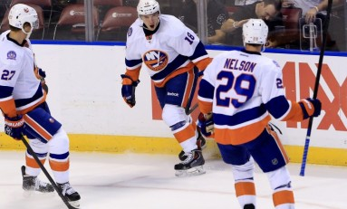 Strome & Ladd Key to Islanders Playoff Run