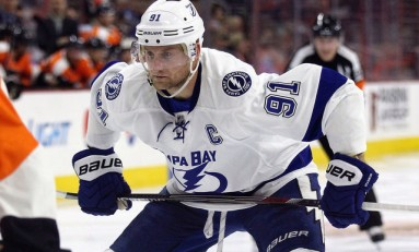 Hockey News: NHL Delves Into Virtual Reality; Stamkos gets a Misconduct