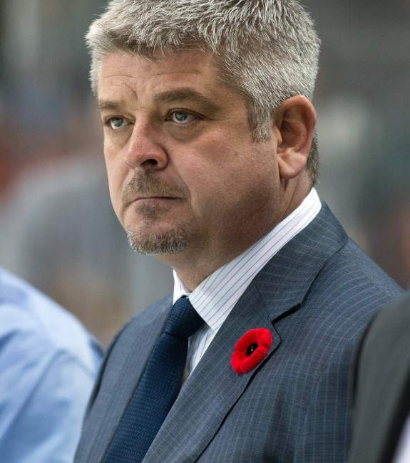 (Jerome Miron-USA TODAY Sports) Todd McLellan historically had fast-starting teams in San Jose, with his Sharks often topping the early-season standings. Now in Edmonton, McLellan's Oilers are bringing up the rear to start this season, an all-too-familiar position for the floundering franchise.