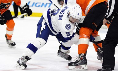 No Place Like Home: Lightning Home Success Continues Against Penguins