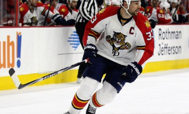 Florida Panthers Captain Willie Mitchell on Thin Ice