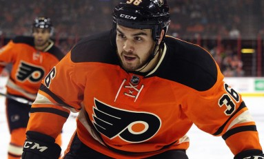 Zac Rinaldo: Boston's Odd Man Out