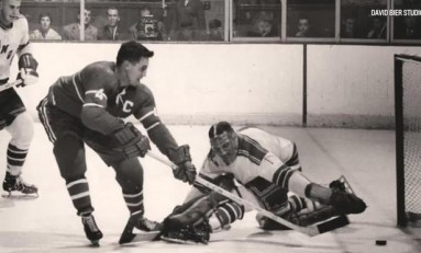 50 Years Ago in Hockey - Habs Win, Beliveau Hurt