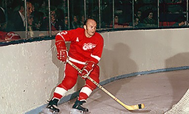 50 Years Ago in Hockey - Wings, Habs Win