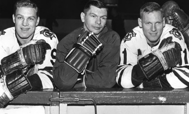 50 Years Ago in Hockey - Hawks Flying High