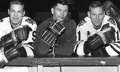 50 Years Ago in Hockey - Hawks Injury List Grows