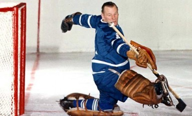 50 Years Ago in Hockey: Bower Keeps Leafs in Third
