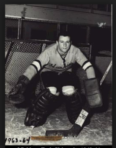 Phil's brother Tony is a goaltender with Michigan Tech University.